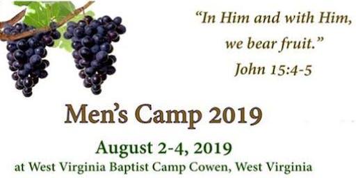 American Baptist Men's Camp 2019