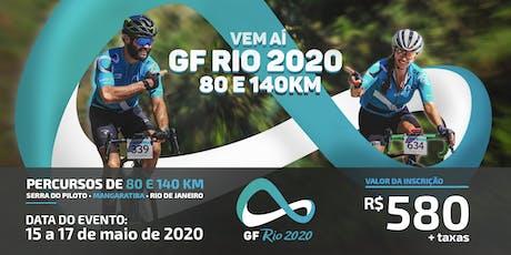 GF Rio de Janeiro 2020 ingressos