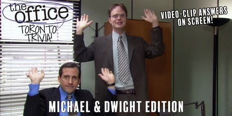The Office Toronto Trivia: Michael & Dwight Edition tickets