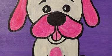Puppy Love Paint Party