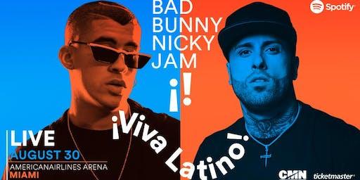 ¡Viva Latino! Live Miami