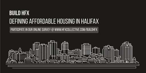 Defining Affordable Housing in Halifax