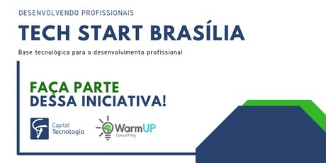 Tech Start Brasília bilhetes