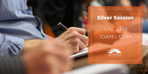 Silver Session: The Silver Hill Sweet Spot - Colorado