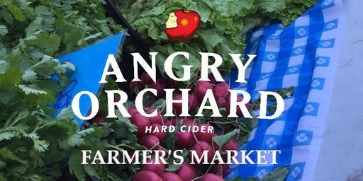 Angry Orchard Farmer's Market