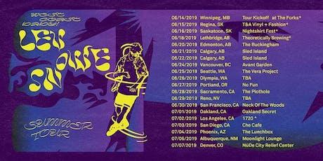 Lev Snowe (Winnipeg) tickets