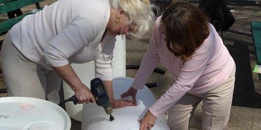 'Make and Take' Rain Barrel Workshop • Farmington, MN