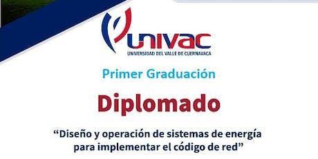1er Graduación del Diplomado para Código de Red en México - UNIVAC entradas