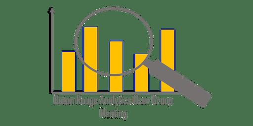 Baton Rouge Analytics User Group meeting - June 2019