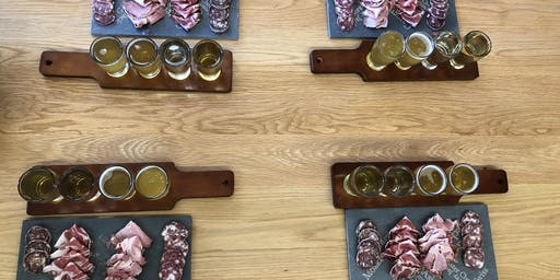 Charcuterie & Cider Pairing with Babette's Table and Mad River Taste Place