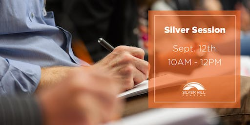 Silver Session: The Silver Hill Sweet Spot - Oakland, CA