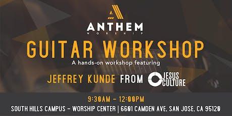 Guitar Workshop - Jeffrey Kunde tickets