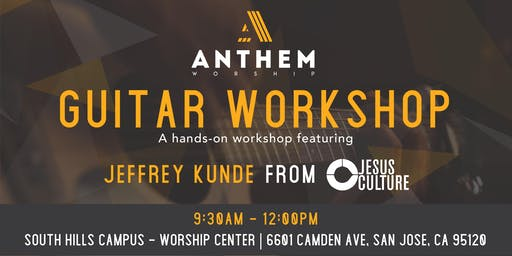 Guitar Workshop - Jeffrey Kunde