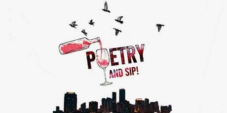 FOKUS x Jaime Lee Lewis present Poetry and Sip June 2019 tickets