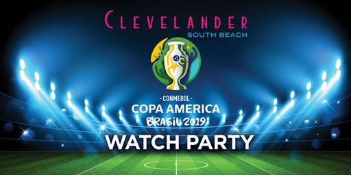 Copa America Watch Party