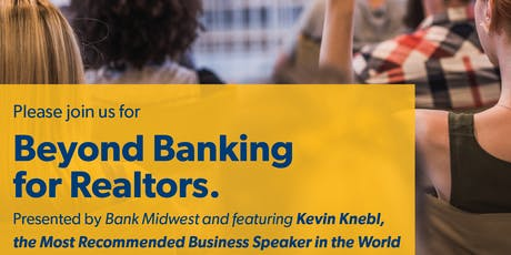 Beyond Banking for Realtors tickets
