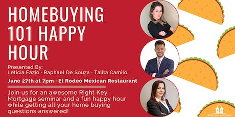 Homebuying 101 Happy Hour tickets