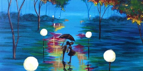A Kiss in the Park Saturday Afternoon Paint Party tickets