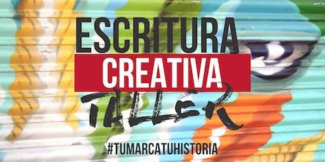 Taller de Escritura Creativa boletos