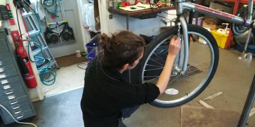 Basic Bike Maintenance: Workshop + Drop-in