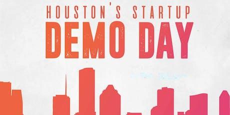 Houston's Startup Demo Day tickets