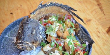 Criollo Chef's Dinner: A Celebration of Peru tickets