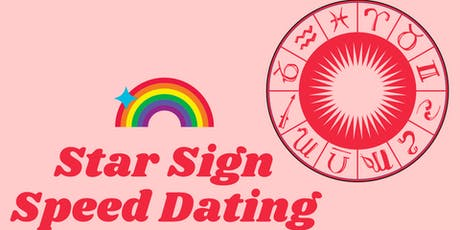 Star Sign Speed Dating tickets