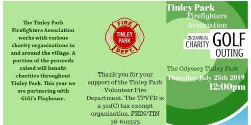 Tinley Park Firefighters Association 2nd Annual Golf Outing