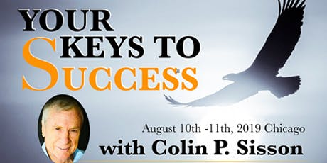 Your Keys to Success  tickets