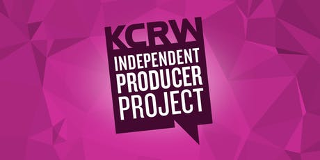 KCRW's 2nd Annual Live Pitch Panel  tickets