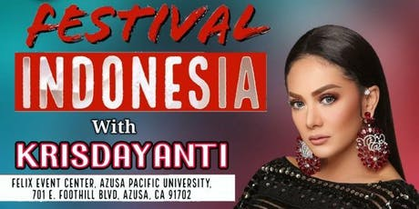 Festival Indonesia tickets