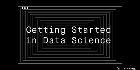 Getting Started in Data Science tickets
