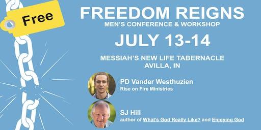 Freedom Reigns Men's Conference & Workshop