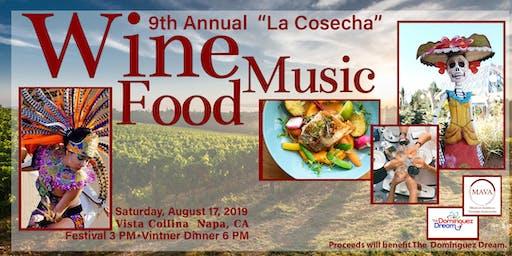 """2019 """"La Cosecha"""" Wine Harvest Festival"""