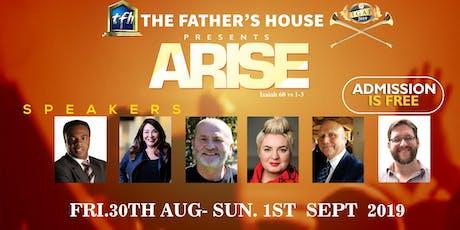 IGAP 2019 - ARISE  tickets