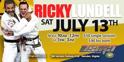 Ricky Lundell Seminar