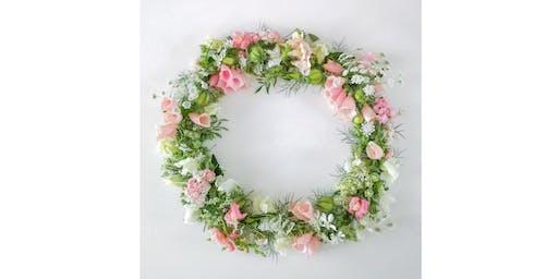 Seasonal Floral Wreath Workshop