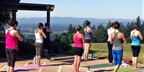 Yoga at Winter's Hill Estate tickets