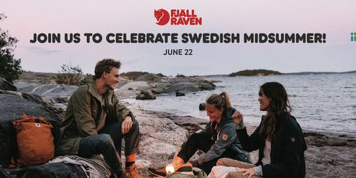 Swedish Midsummer at Fjallraven Seaport!