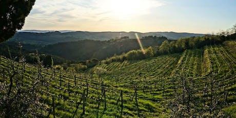 Italian Wine Class tickets