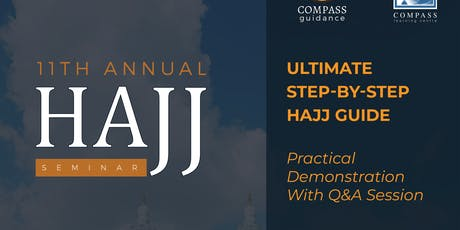 Hajj Seminar - The Ultimate Guide tickets
