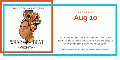 Jobim Clothing Presents: Wrap with a Beat tickets