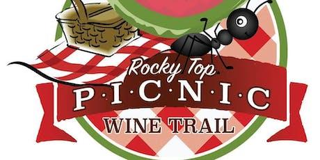 Picnic Wine Trail 2019 tickets