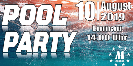 Pool Party 2019 Tickets
