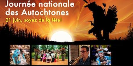 Journée nationale des Autochtones billets