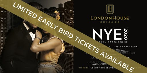 LondonHouse New Year's Eve 2020
