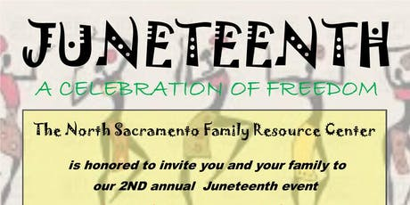 Juneteenth: A Celebration of Freedom! tickets