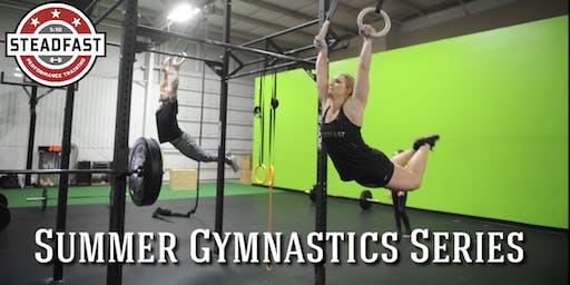 Steadfast Summer Gymnastics Program