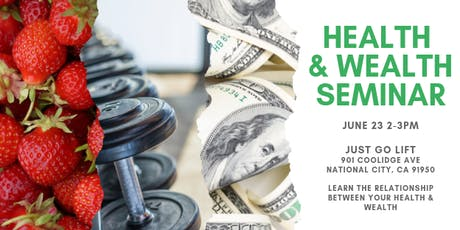 Health and Wealth Seminar tickets