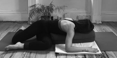 Restorative Yoga & Yoga Nidra tickets